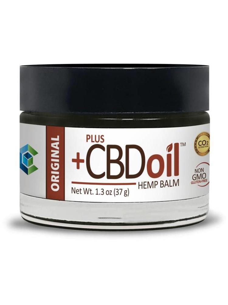 PLUS CBD PlusCBD Hemp Oil Balm, 1.3oz