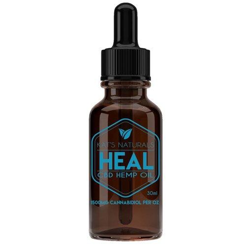 KAT'S NATURALS Kat's Naturals Drops, Heal, 30ml