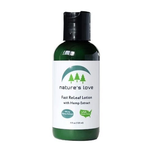 NATURE'S LOVE Nature's Love Fast Releaf Lotion - disco