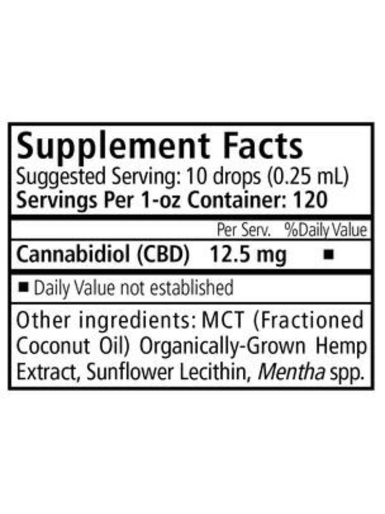 GREEN EARTH MEDICINALS Green Earth Medicinals Oral Formula Extra Strength, Spearmint, 1oz.