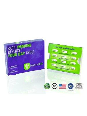 Hybrid Remedies Hybrid Defense HybridCR Rapid Immune Defense, 12cp