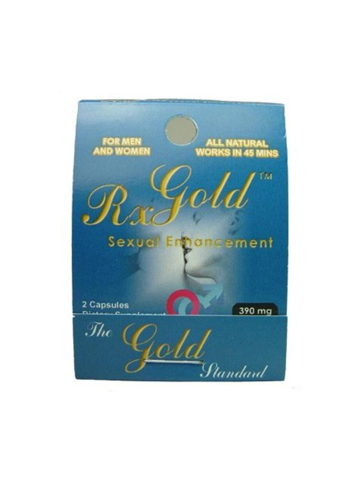 NATURAL LIVING Natural Living Rx Gold, 2cp