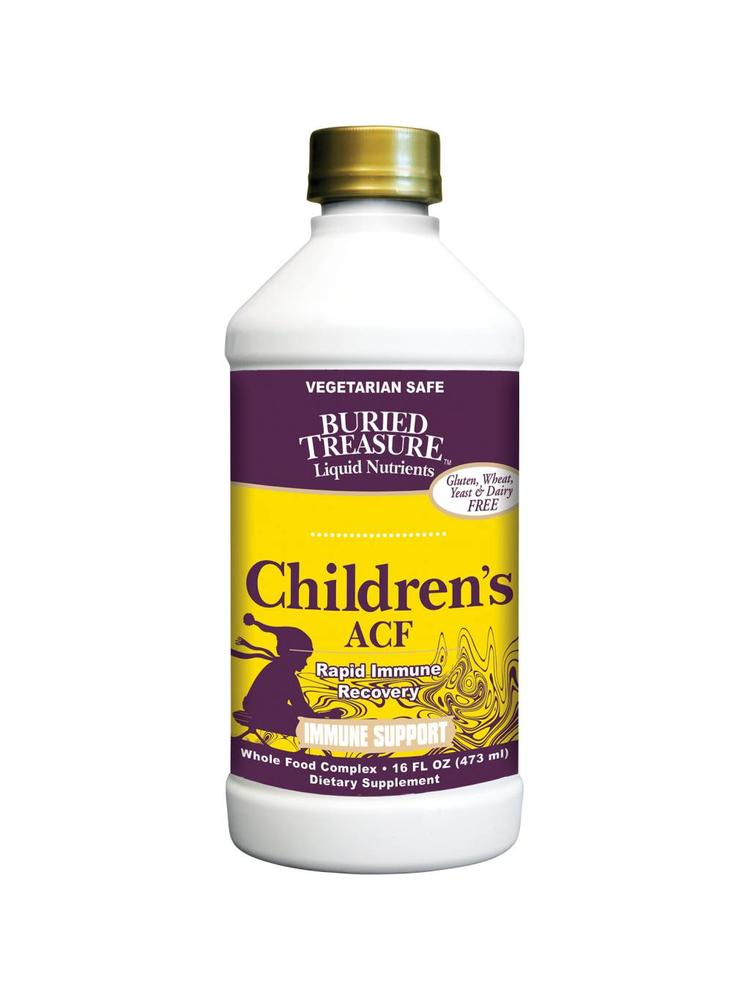 BURIED TREASURE Buried Treasure Children's ACF, 16oz.