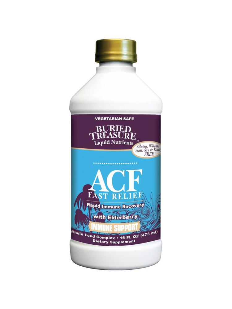 BURIED TREASURE Buried Treasure ACF, 16oz.