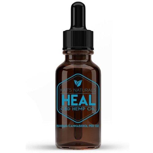 KAT'S NATURALS Kat's Naturals Drops, Heal, 15ml