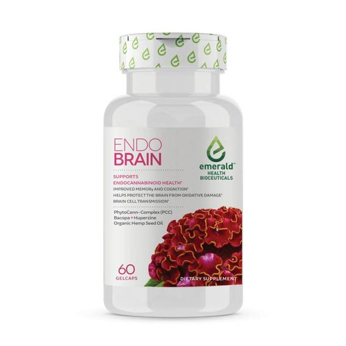 EMERALD HEALTH BIOCEUTICALS Emerald Health Bioceuticals EndoBrain 60ct
