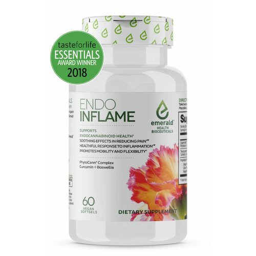 EMERALD HEALTH BIOCEUTICALS Emerald Health Bioceuticals EndoInflame 60ct