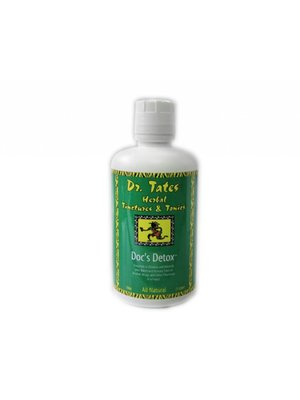 DR. TATES HERBAL TINCTURES & TONICS Dr. Tates Doc's Detox