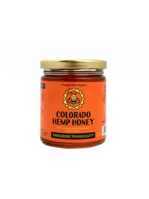 COLORADO HEMP HONEY Colorado Hemp Honey, Tangerine 12oz