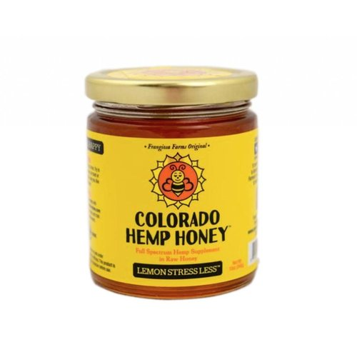 COLORADO HEMP HONEY Colorado Hemp Honey, Lemon 12oz