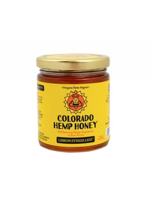 COLORADO HEMP HONEY Colorado Hemp Honey, Lemon 6oz