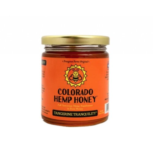 COLORADO HEMP HONEY Colorado Hemp Honey, Tangerine 6oz
