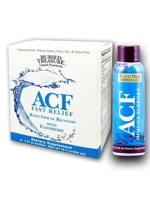 BURIED TREASURE Buried Treasure ACF  2oz. 6-pk