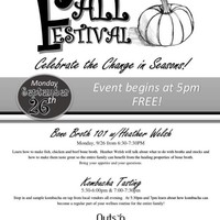 Free Community Festival – Celebrate the change in seasons with us!