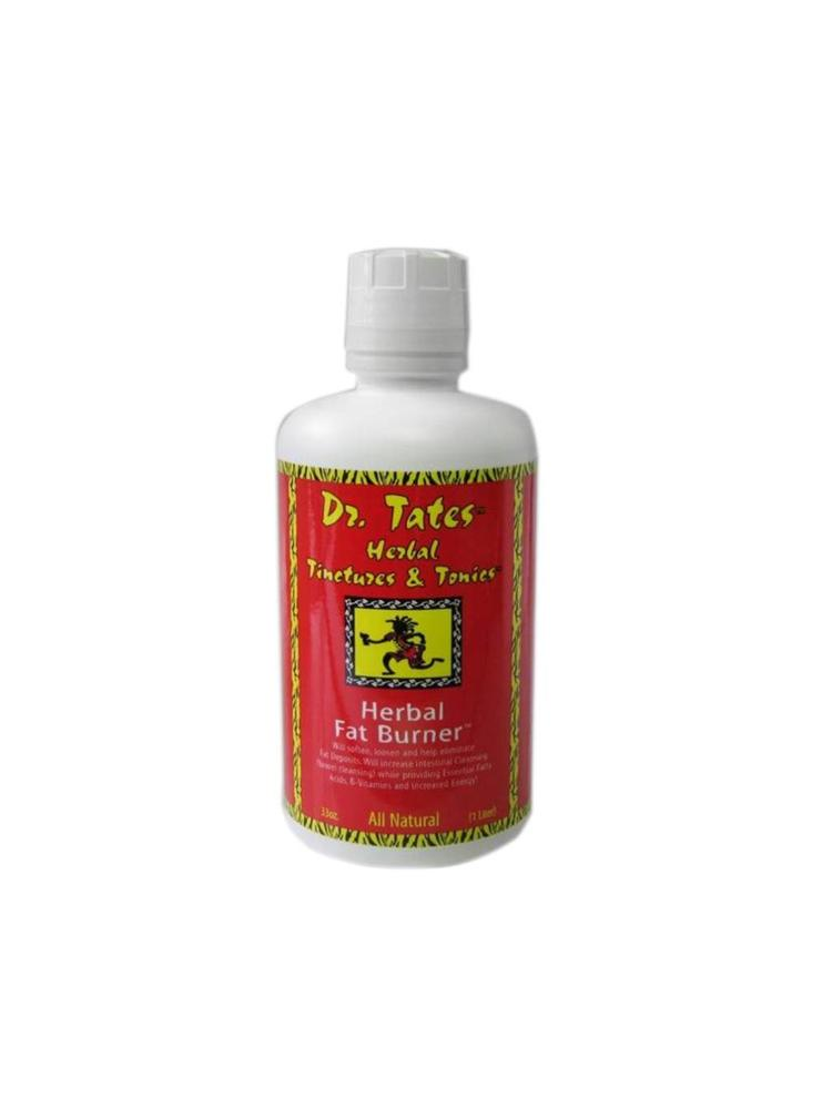 DR. TATES HERBAL TINCTURES & TONICS Dr. Tates Fat Burner