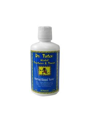 DR. TATES HERBAL TINCTURES & TONICS Dr. Tates Blood Tonic