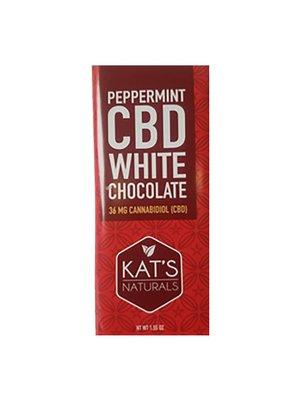 KAT'S NATURALS Kat's Naturals Edible White Chocolate