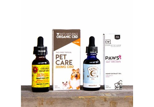 Hemp Extract: Pet