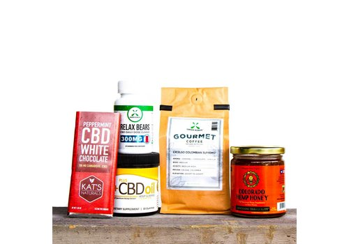 Hemp Extract: Edible & Gummy