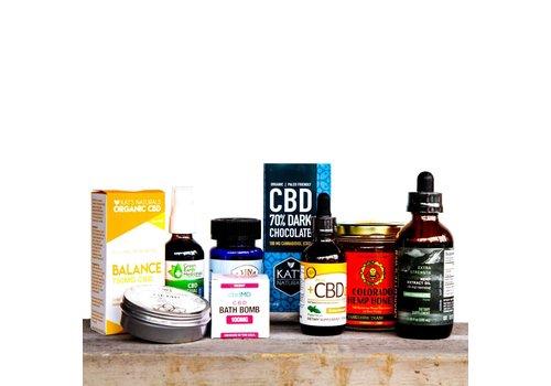 CBD/Hemp Extracts