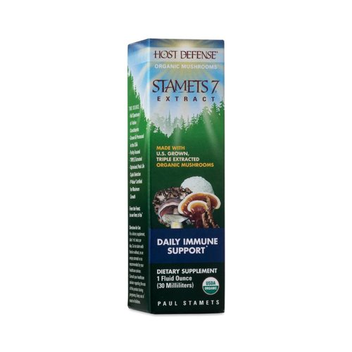 HOST DEFENSE Host Defense Stamets 7 Extract, 1oz.