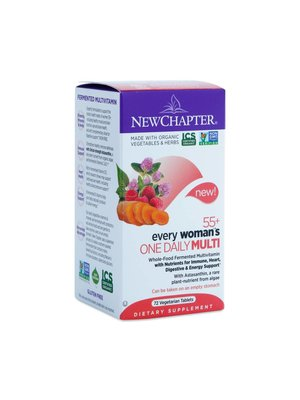 NEW CHAPTER New Chapter Every Woman's One Daily 55+, 72t