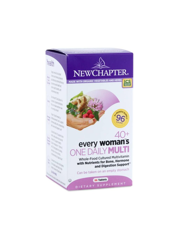 NEW CHAPTER New Chapter Every Woman's One Daily 40+, 96t