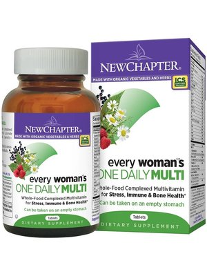 NEW CHAPTER New Chapter Every Woman's One Daily 96t