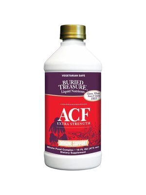 BURIED TREASURE Buried Treasure ACF Extra Strength, 16oz.
