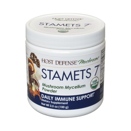 HOST DEFENSE Host Defense Stamets 7 Powder, 3.5oz.