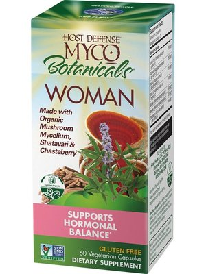 HOST DEFENSE Host Defense MycoBotanicals Woman, 60cp