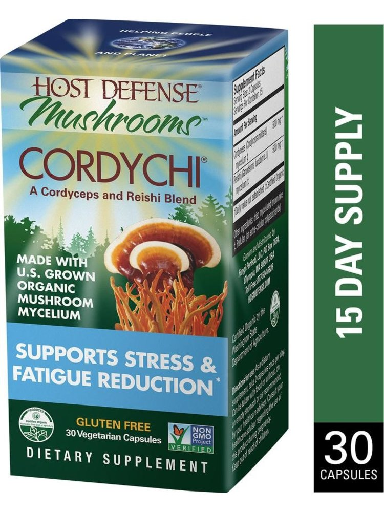 HOST DEFENSE Host Defense CordyChi, 30cp