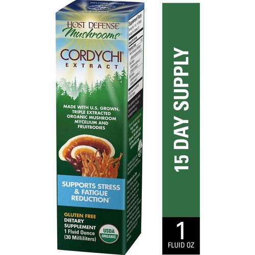 HOST DEFENSE Host Defense Cordychi Extract, 1oz.