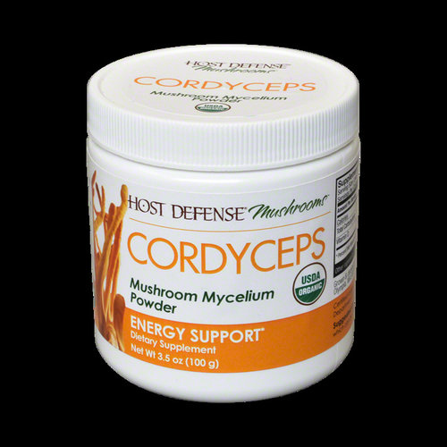 HOST DEFENSE Host Defense Cordyceps Powder, 3.5oz.