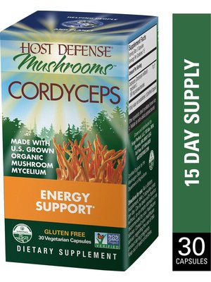 HOST DEFENSE Host Defense Cordyceps 30ct