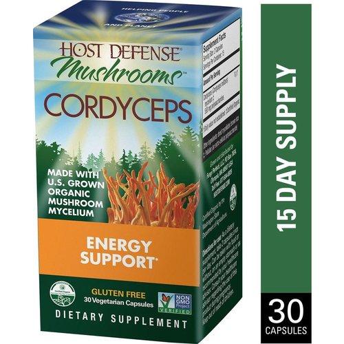 HOST DEFENSE Host Defense Cordyceps 30ct