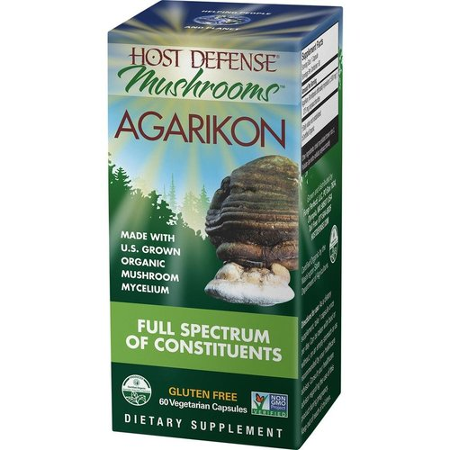 HOST DEFENSE Host Defense Agarikon 60ct
