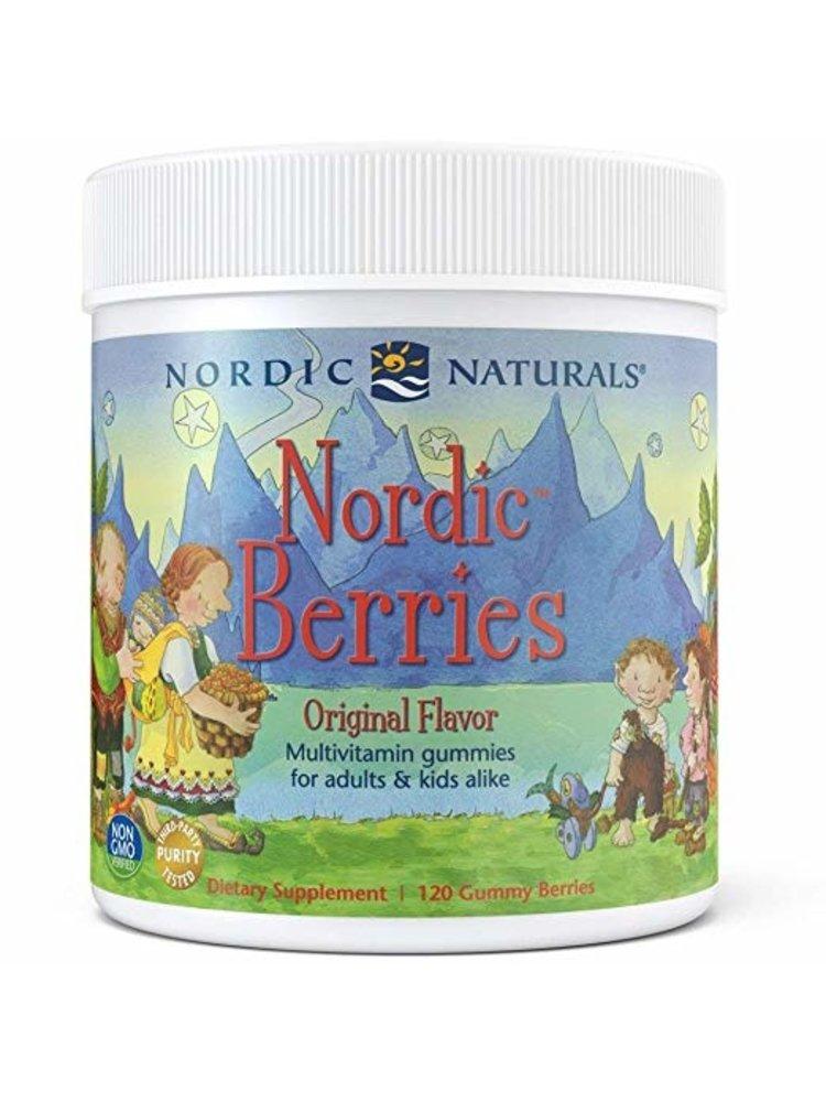 Nordic Naturals Nordic Naturals Nordic Berries, 120ct