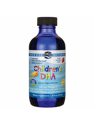 Nordic Naturals Nordic Naturals Children's DHA Strawberry, 4oz.