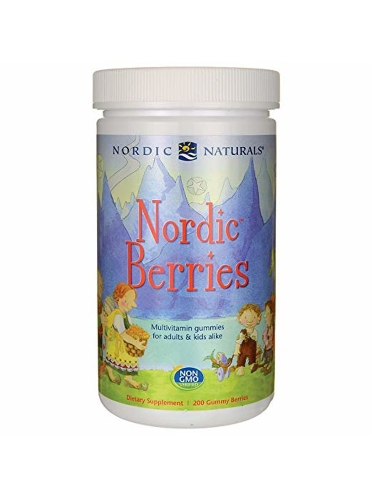 Nordic Naturals Nordic Naturals Berries, 200ct