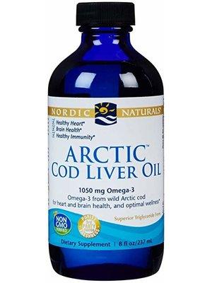 Nordic Naturals Nordic Natural Arctic CLO Unflavored 8oz