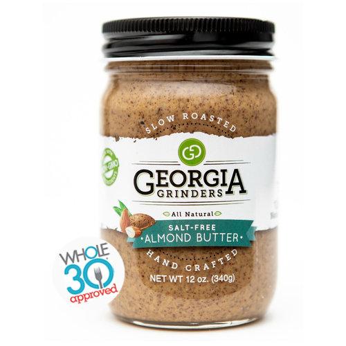 Georgia Grinders Georgia Grinders Salt-Free Almond Butter, 12oz.