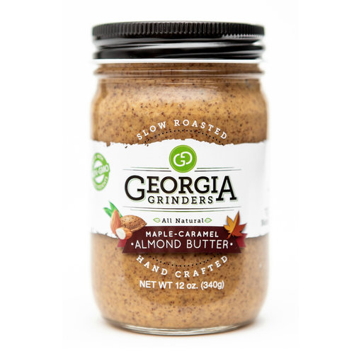 Georgia Grinders Georgia Grinders Honey Roasted Almond Butter, 12oz.