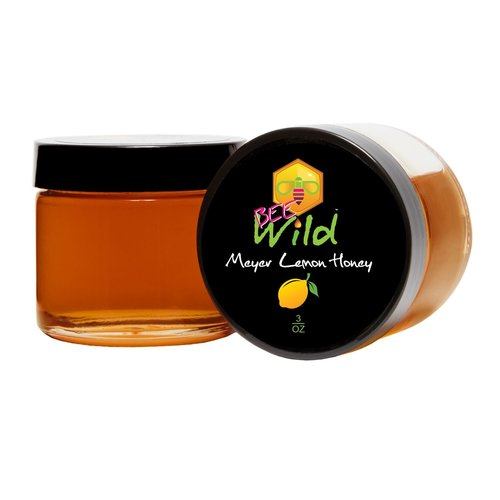Bee Wild Bee Wild Myers Lemon Honey 3oz