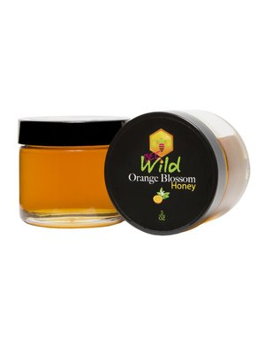 Bee Wild Bee Wild Orange Blossom Honey 3oz