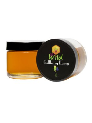 Bee Wild Bee Wild Gallberry Honey 3oz