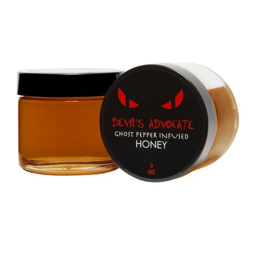 Bee Wild Bee Wild Devil's Advocate Honey 3oz