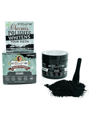 My Magic Mud Whitening Tooth Powder, Original, 1.06oz.