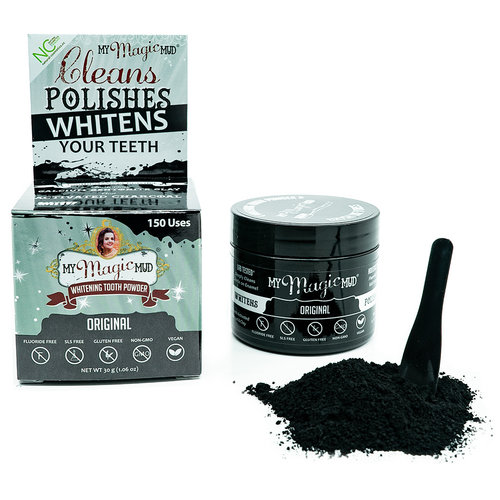 My Magic Mud My Magic Mud Whitening Tooth Powder, Original, 1.06oz.