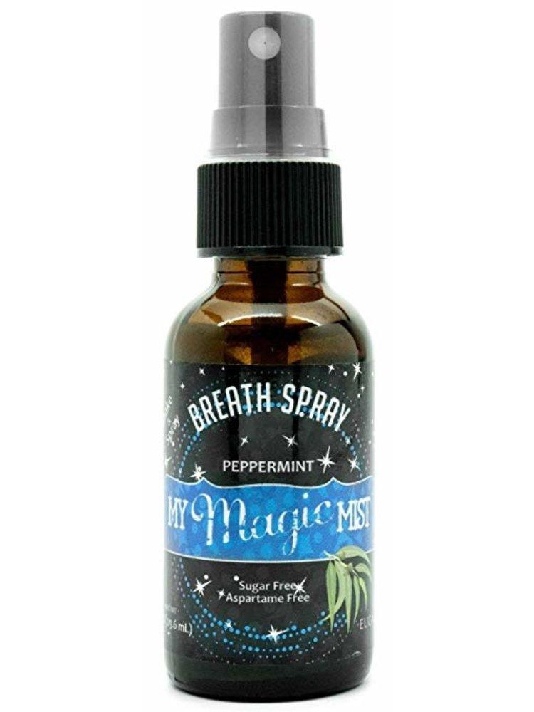 My Magic Mud Eucalyptus-Infused Breath Spray, 1oz.